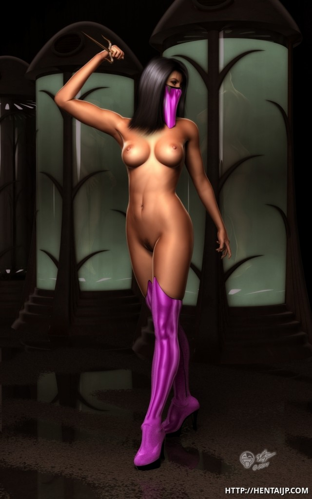 Mortal Kombat Sex Scene